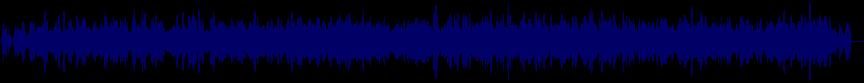 waveform of track #25500