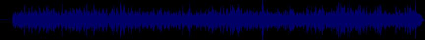 waveform of track #25540