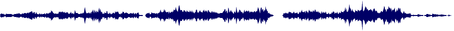 waveform of track #36052