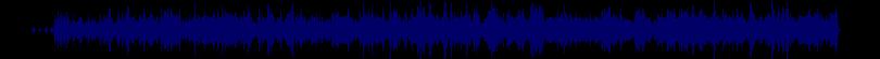 waveform of track #40025