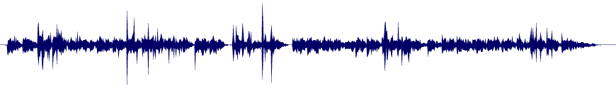 waveform of track #50458