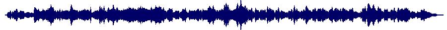 waveform of track #54015