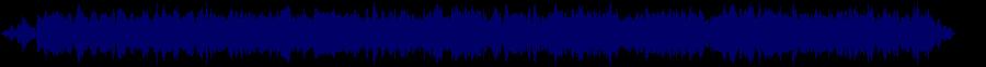 waveform of track #54601