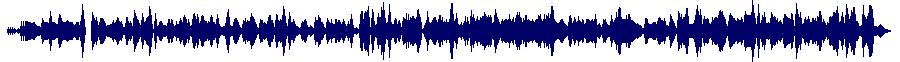 waveform of track #54667