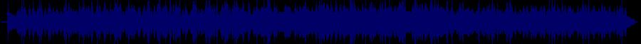 waveform of track #55668