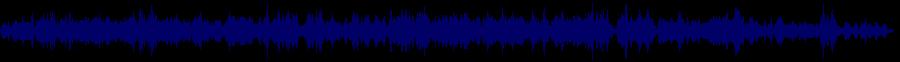 waveform of track #60009