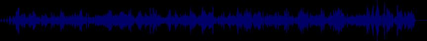 waveform of track #62001