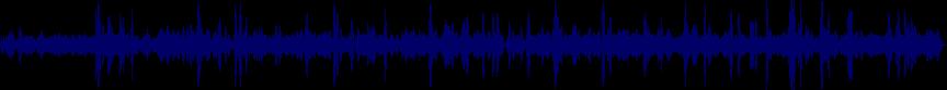 waveform of track #72020